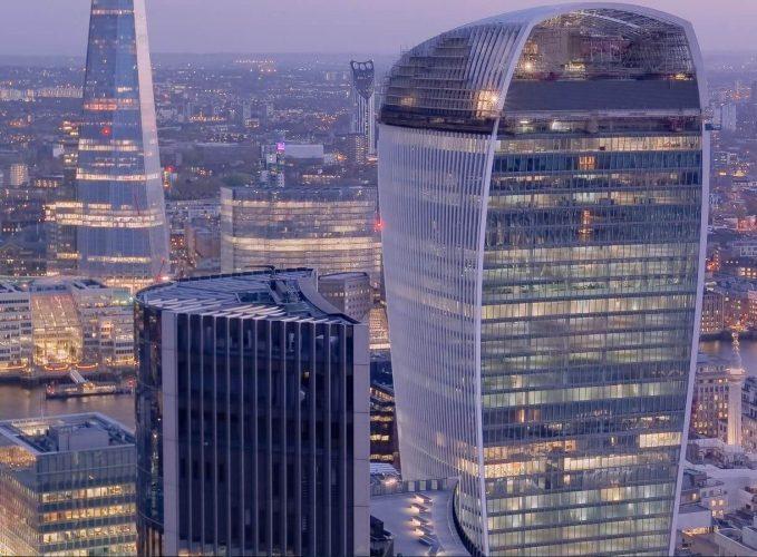 20 Fenchurch Street, Walkie Talkie Building, Londres