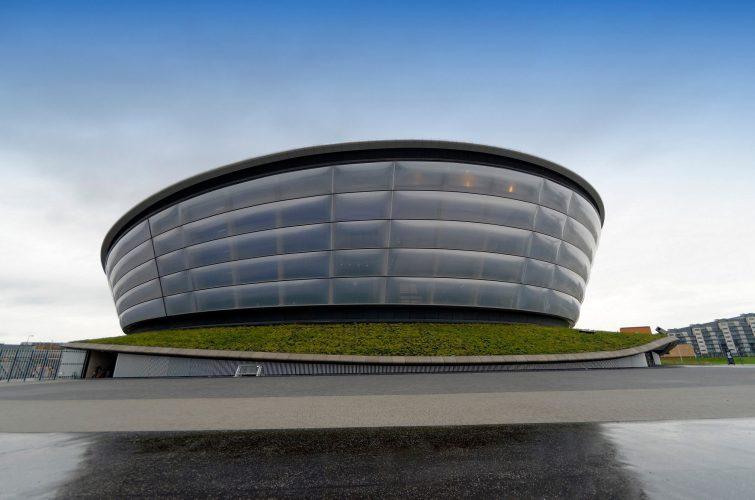 The SSE Hydro, Glasgow, Royaume-Uni