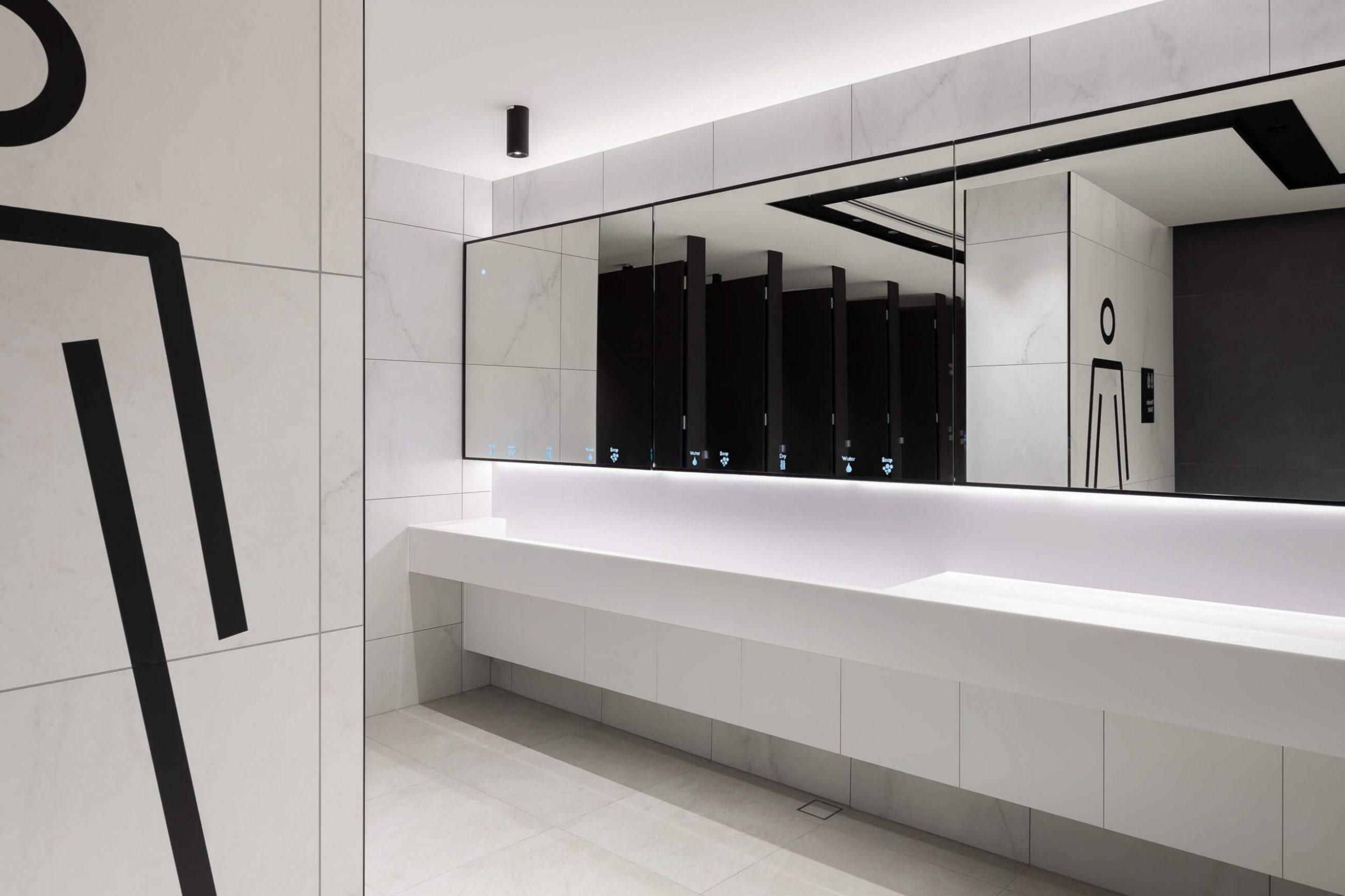 Washroom-scaled